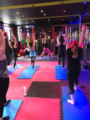 Christie Harley Yoga launched and loving it